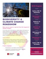 Biodiversity & Climate Change Roadshow - Queanbeyan