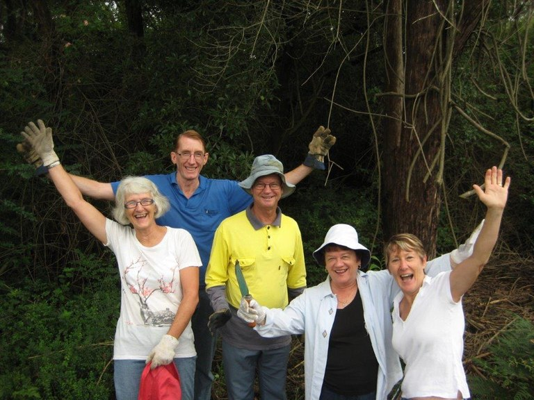 Aries Way Reserve Landcare Group