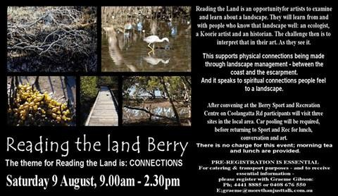 Reading the Land Berry