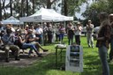 Planting Trees in memory of Landcare Heroes and Sowing Seeds for Intrepid Landcare:
