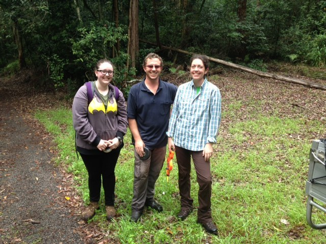 Blackbutt Reserve Rainforest Landcare Group