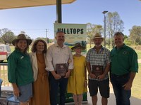 Australia Day Landcare awards recognise past and present contributions