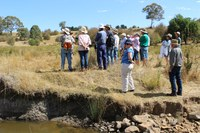 Cam Wilson's Low Cost Soil Erosion Day