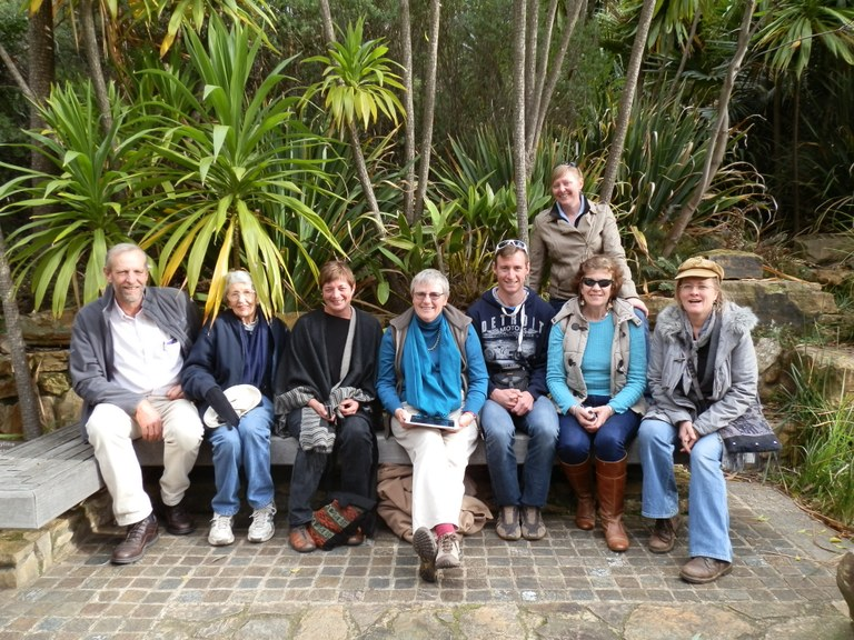 Visit to the Australian National Botanic Gardens