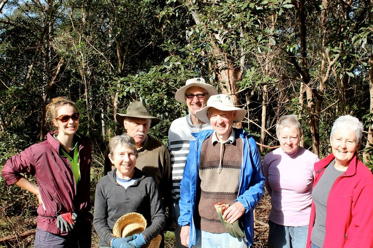 Edna Hunt Sanctuary Bushcare 3.JPG