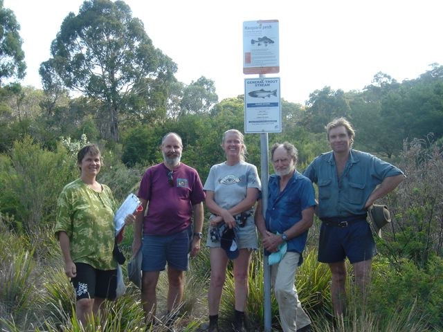 Macquarie Perch Project  Team