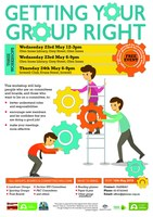 Getting Your Group Right Workshop - Inverell