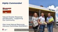 GLENRAC named as a Finalist in prestigious Get Ready NSW Community Award