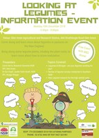 Looking for Legumes Information Event