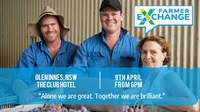 The Farmers eXchange Information Event