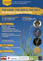 The Good, the Bad, & the Ugly of Invasive Grass Species