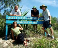 The Green and Clean Awareness Team