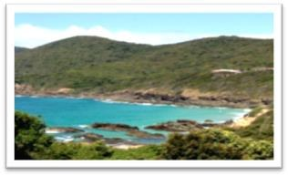 Burgess Beach, Forster and Cape Hawke, Booti Booti, National Park
