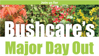Bushcare Major Day Out
