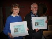 Local couple given lifetime award