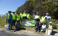 Volunteers Unite to Fight Dune Weeds