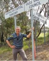 305 kilometre walk the border