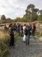 Birding at Yass Gorge, 14 May
