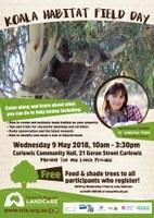 Koala Habitat Field Day