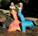 Mermaids at Mermaid Pool