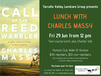 Lunch with Charles Massy