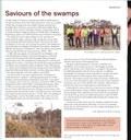 Penrose Swamps Landcare article