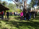 Col Fisher Park Openning