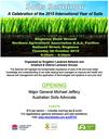 2015 Year of the Soils - Soils Seminar