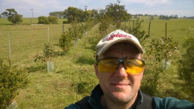 Coordinator Selfie