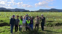 Building corridors for biodiversity & livestock - Kangaroo Valley