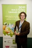 Winner - NSW State Landcare Awards, Coastcare Category - 2011