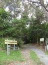 Elizabeth Brownlee entrance to the Reserve