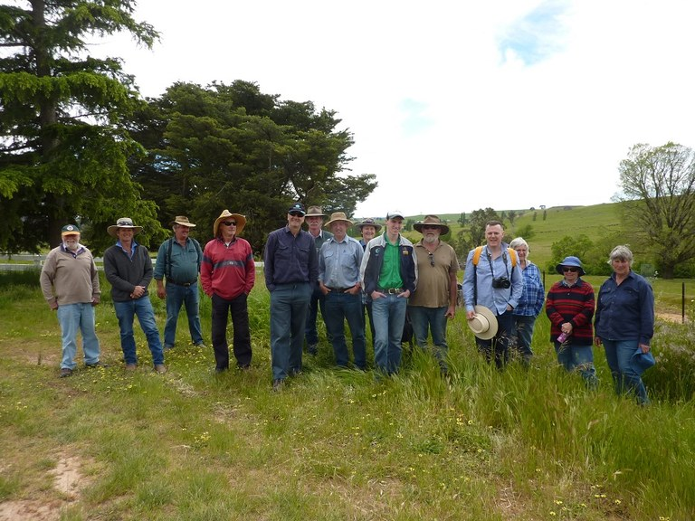 Upper Lachlan Landcare's Grazing for Growth Group