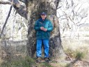 Landcare Member Reunited with Their Tree