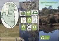 Upper Murrumbidgee Landcare Information Brochures