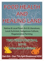 Two Fires Festival: Food Health and Healing the Land