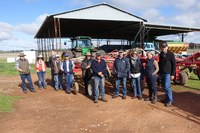 Graziers compare farm production systems