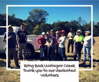 Bring Back Watagan Creek II